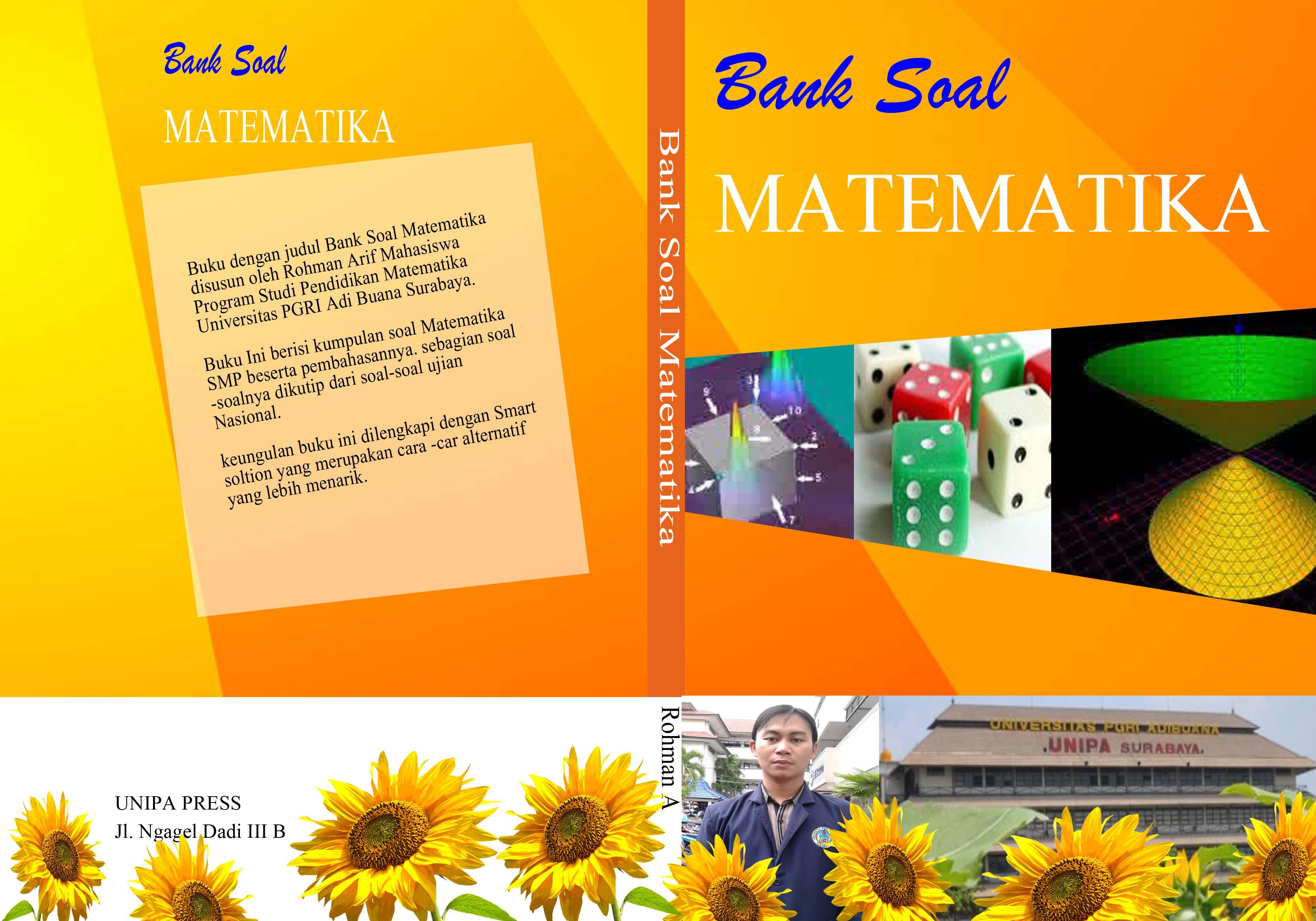 Contoh Sampul Buku Matematika Matematikacantik